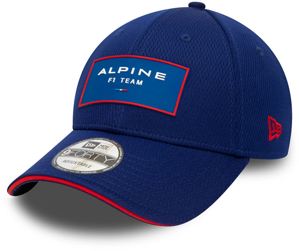 Alpine Renault F1 New Era 940 Blue Fan Dash Cap