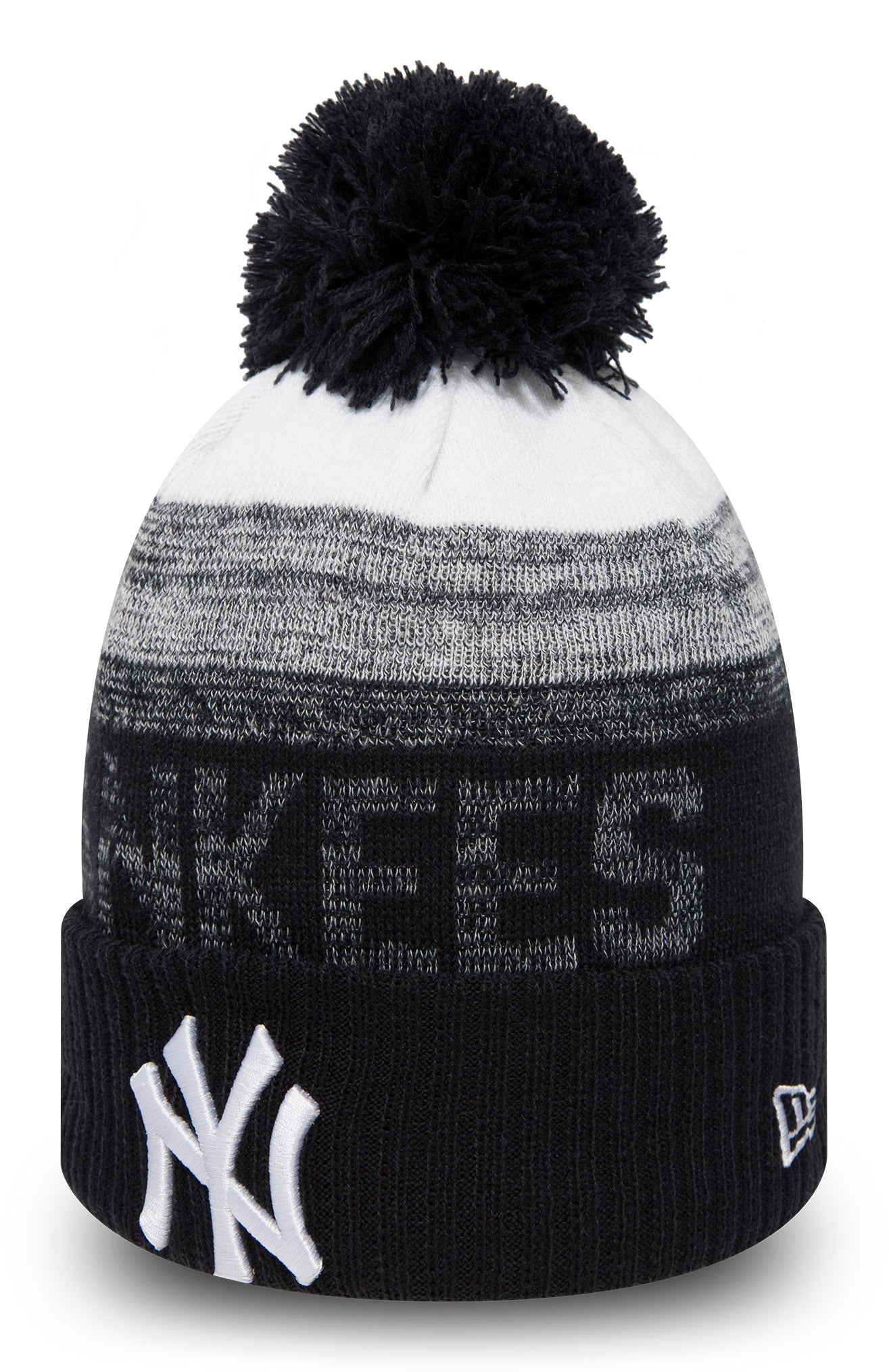 0b549a9a268b25 New York yankees New Era Kids Sport Knit Bobble Hat (Ages 2 - 10 years –  lovemycap