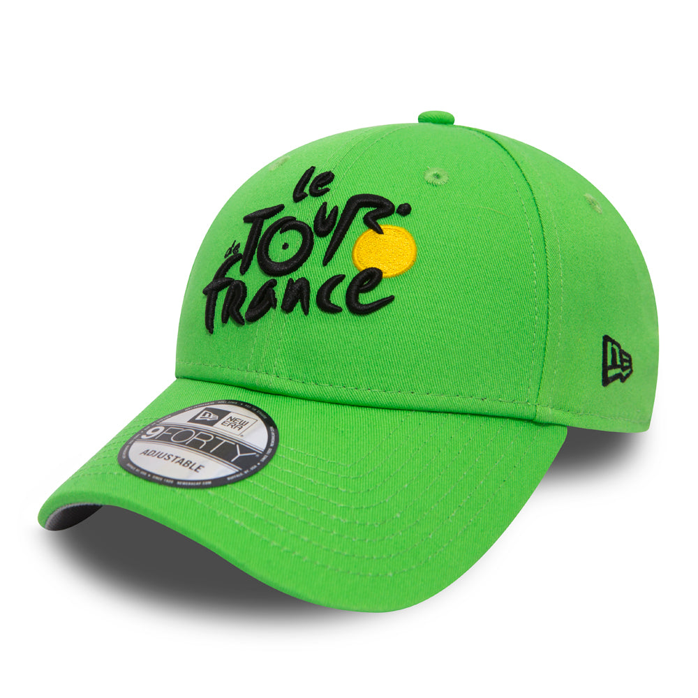 Le Tour de France New Era 940 Jersey Pack Green Cap - pumpheadgear, baseball caps