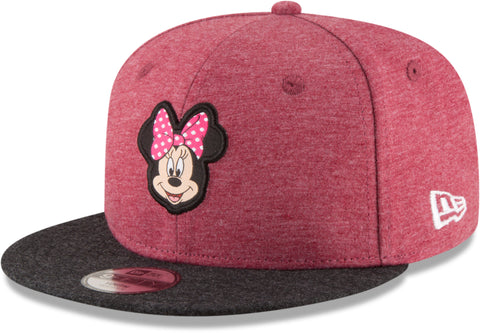 b9316ae2c57 Minnie Mouse New Era 950 Character Jersey Kids Snapback Cap (Ages 4 - 10  years