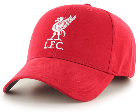 LIverpool FC Home Mass 47 Brand Basic MVP Cap - pumpheadgear, baseball caps