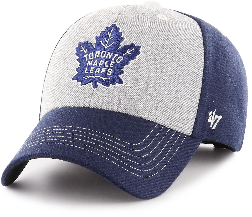 Toronto Maple Leafs 47 Brand Formation MVP Adjustable NHL Team Cap