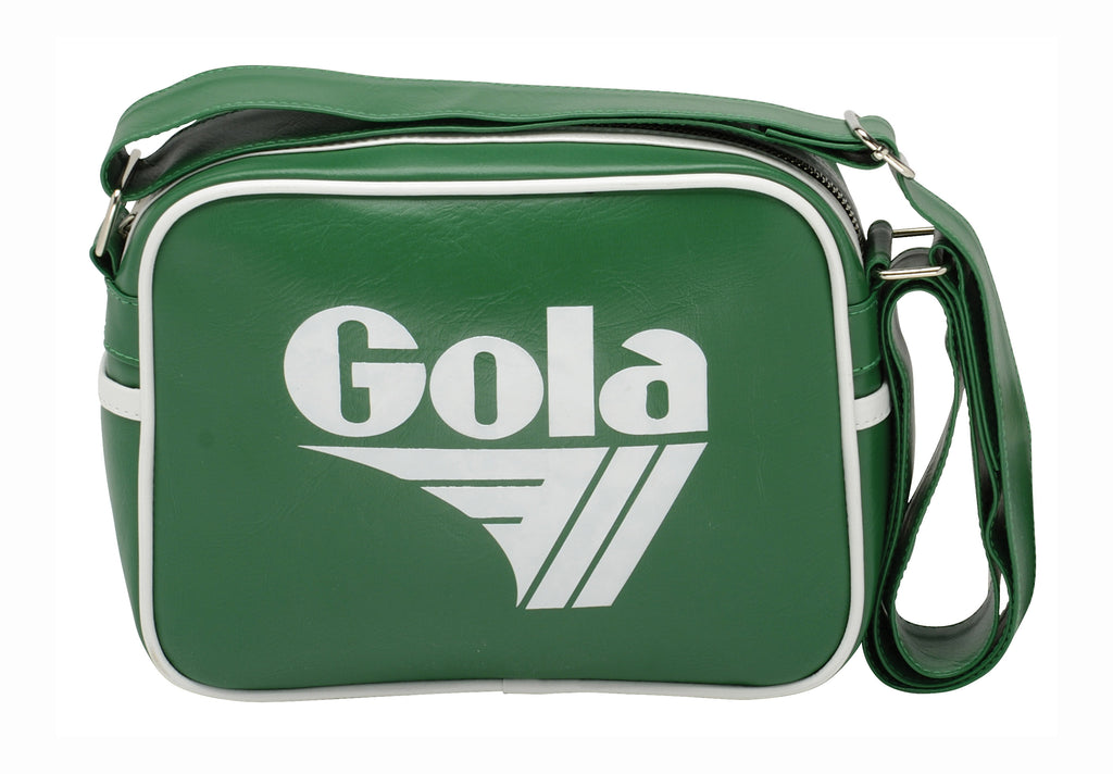 Gola Micro Redford Messenger Bag - Apple / White - pumpheadgear, baseball caps