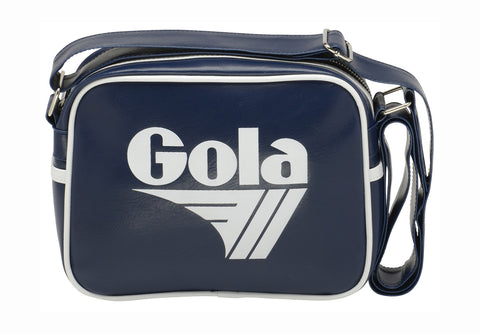Gola Micro Redford Messenger Bag - Navy / White - pumpheadgear, baseball caps
