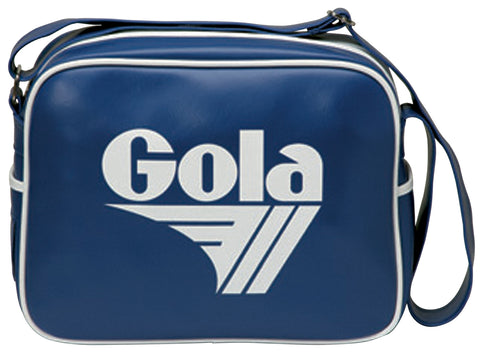 Gola Classic Redford Messenger Bag - Reflex Blue - pumpheadgear, baseball caps