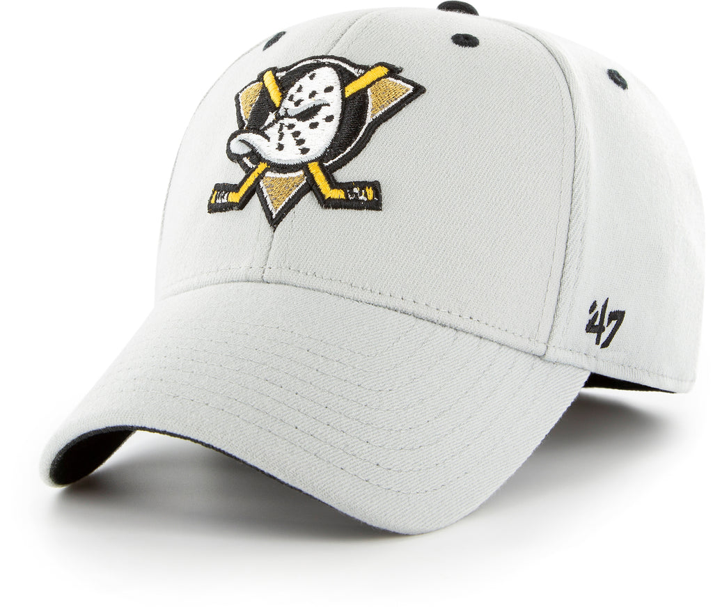 Anaheim Ducks 47 Brand Kickoff Stretch Fit NHL Cap - pumpheadgear, baseball caps