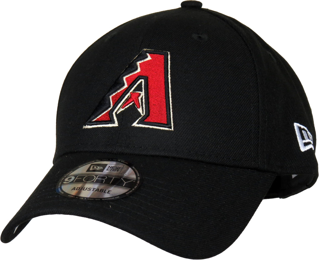 Arizona Diamondbacks New Era 940 The League Pinch Hitter Baseball Cap - pumpheadgear, baseball caps