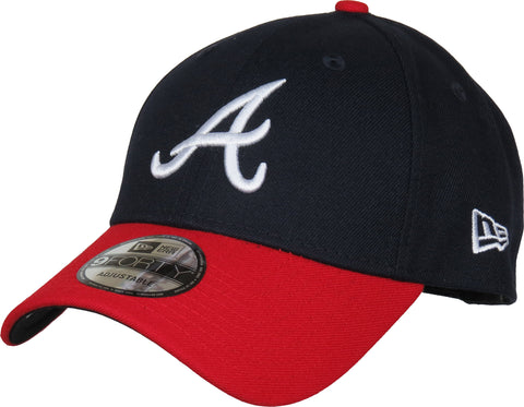 New Era 940 The League Atlanta Braves Pinch Hitter Baseball Cap - pumpheadgear, baseball caps