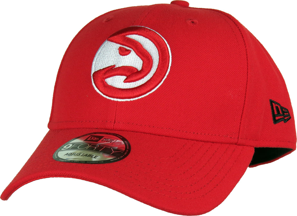 Atlanta Hawks New Era 940 The League NBA Cap - pumpheadgear, baseball caps