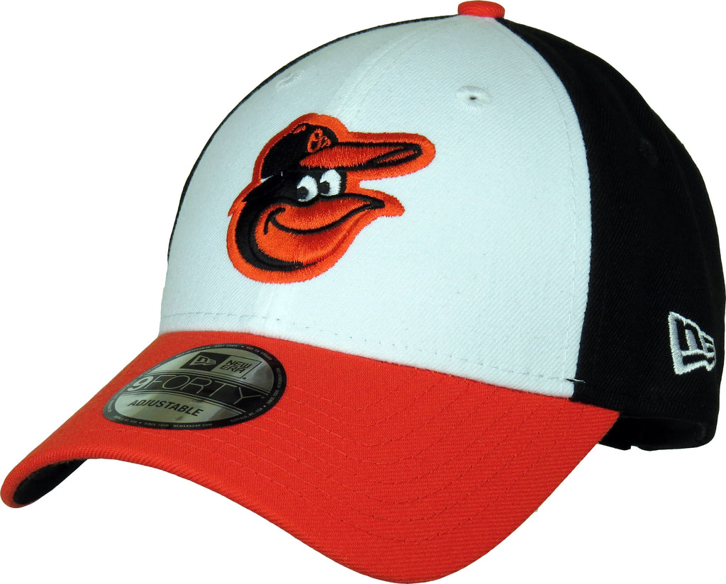 Baltimore Orioles New Era 940 The League Pinch Hitter Baseball Cap - pumpheadgear, baseball caps