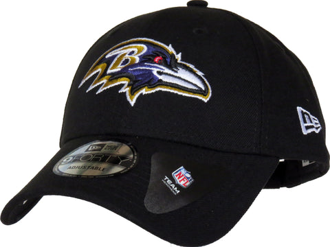Baltimore Ravens New Era 940 The League NFL Adjustable Cap - pumpheadgear, baseball caps