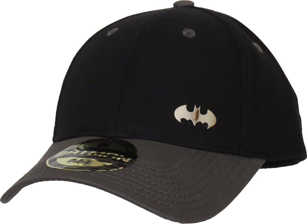 DC Comics Batman Mini Logo Adjustable Cap - pumpheadgear, baseball caps
