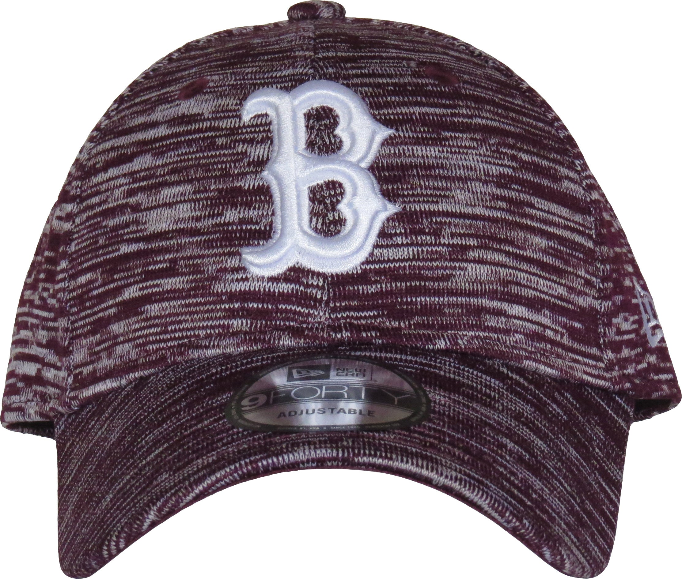 be9959af5ef38 ... Boston Red Sox New Era 940 Engineered Fit Maroon Baseball Cap -  pumpheadgear
