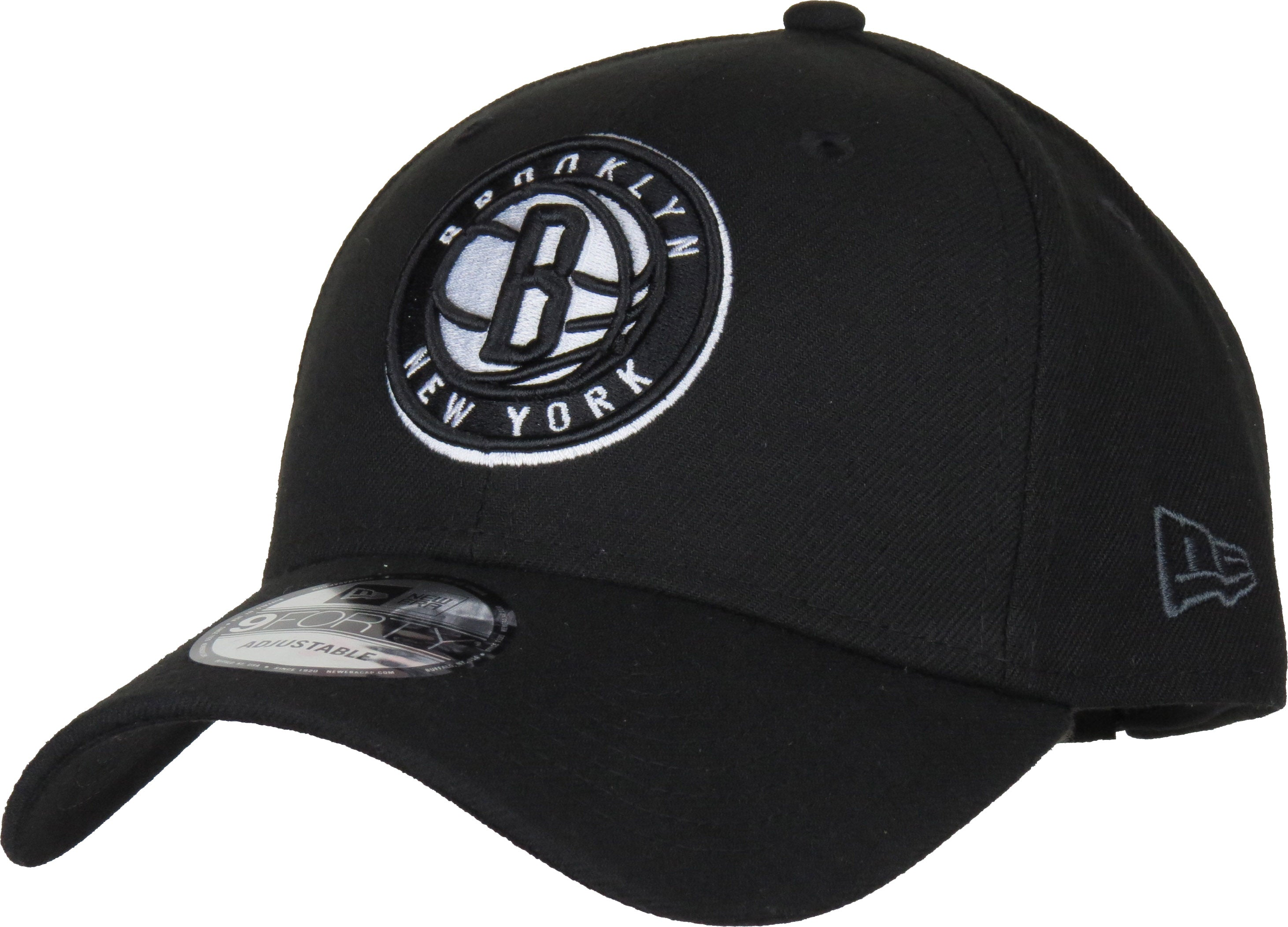 5cfee0effba Brooklyn Nets New Era 940 The League NBA Team Cap - pumpheadgear