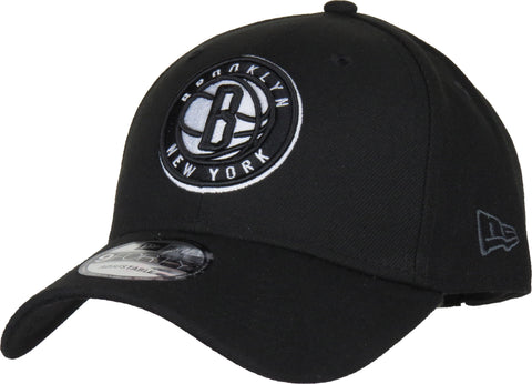Brooklyn Nets New Era 940 The League NBA Team Cap - pumpheadgear, baseball caps
