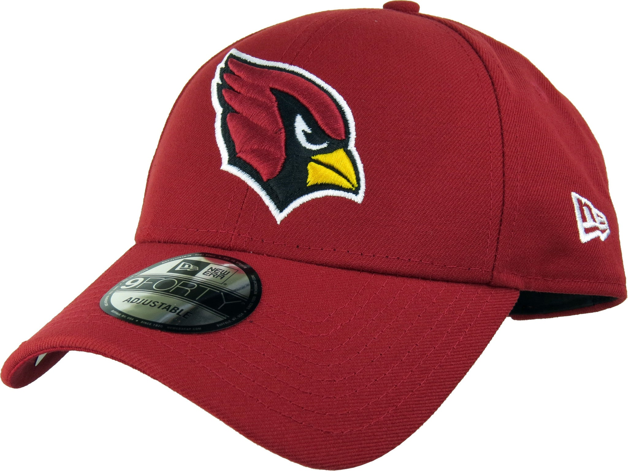 7f5ed0fe Arizona Cardinals New Era 940 The League NFL Adjustable Cap