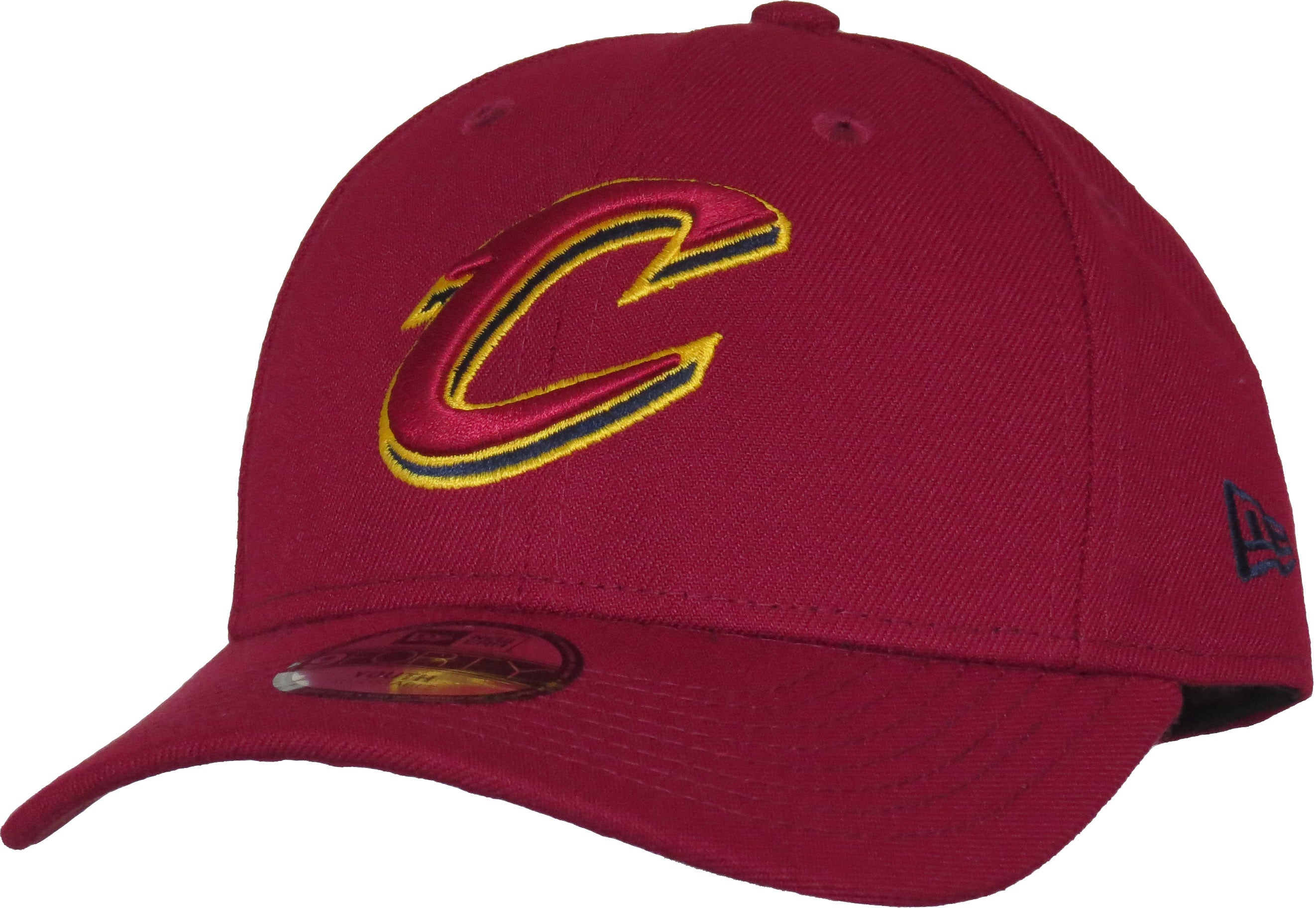4861ee567d4 Cleveland Cavaliers Kids New Era 940 NBA The League Cap (Age 5 - 10 years  ...