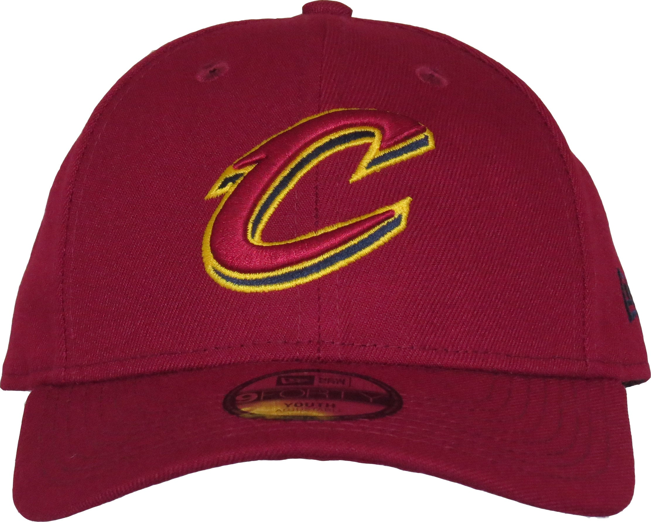 dd30baec647 ... Cleveland Cavaliers Kids New Era 940 NBA The League Cap (Age 5 - 10  years ...
