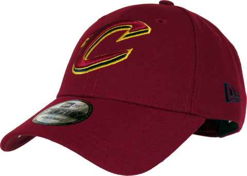 Cleveland Cavaliers New Era 940 The League NBA Cap - pumpheadgear, baseball caps