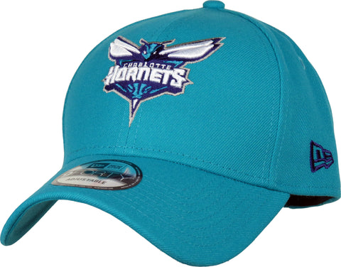 Charlotte Hornets New Era 940 The League NBA Team Cap - pumpheadgear, baseball caps