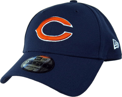 Chicago Bears New Era 940 The League NFL Adjustable Cap - pumpheadgear, baseball caps