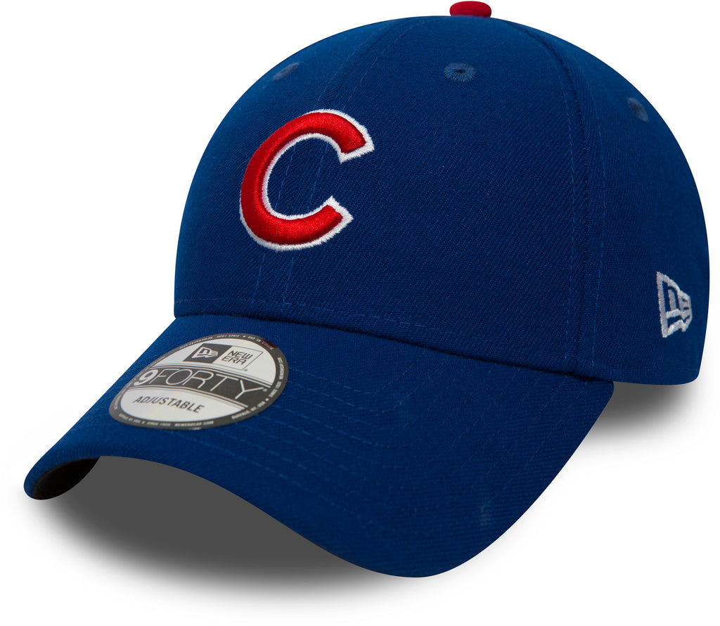 Chicago Cubs New Era 940 The League Pinch Hitter Baseball Cap - pumpheadgear, baseball caps