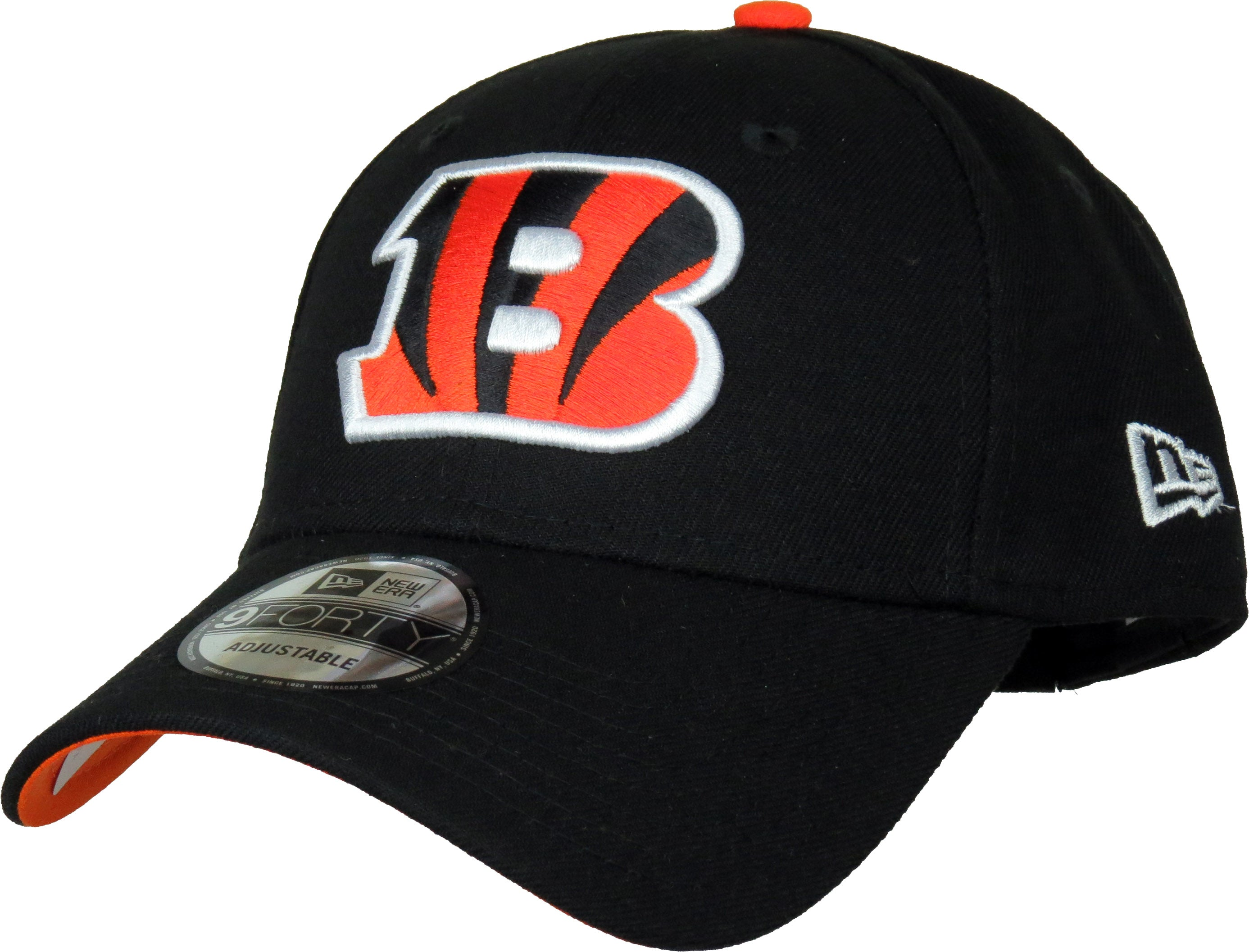 2259aa2a69baa Cincinnati Bengals New Era 940 The League NFL Adjustable Cap -  pumpheadgear