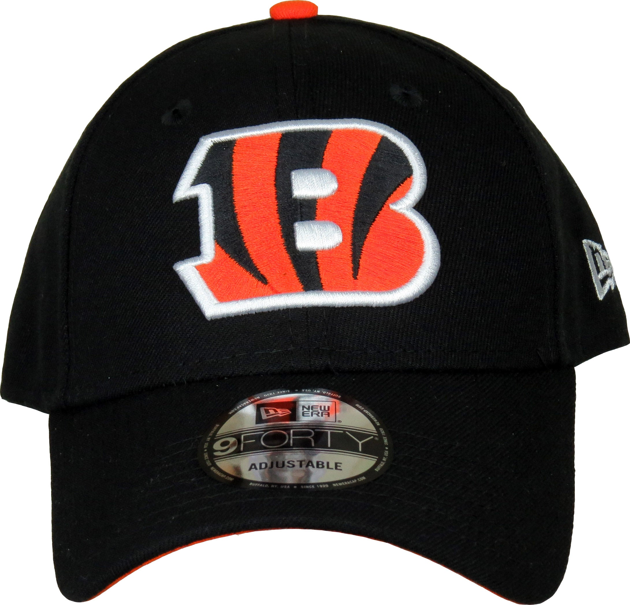 286ad8021 ... Cincinnati Bengals New Era 940 The League NFL Adjustable Cap -  pumpheadgear