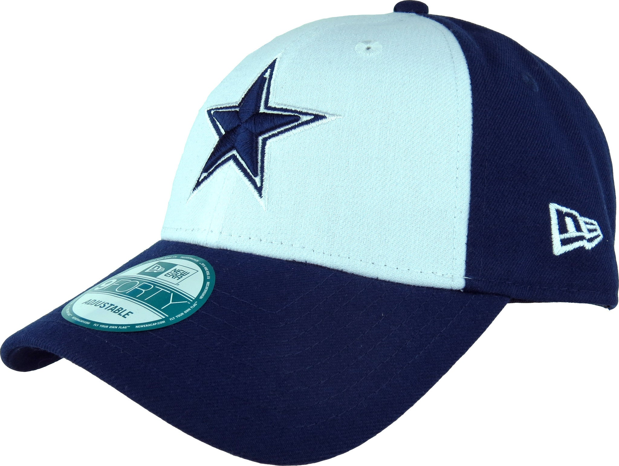 3dae5c904 Dallas Cowboys New Era 940 The League NFL Adjustable Cap - pumpheadgear