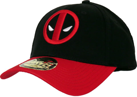 Marvel Comics Deadpool Adjustable Cap - pumpheadgear, baseball caps
