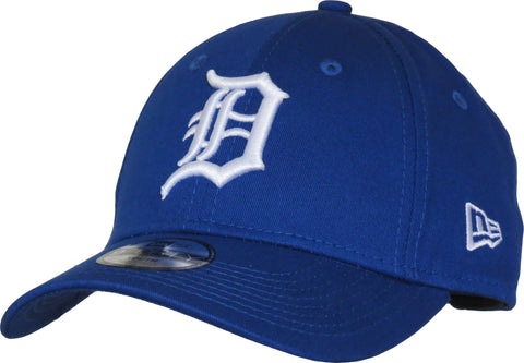 Detroit Tigers New Era 940 Kids League Essential Blue Cap (Ages 2 - 10 years 4cd791308960