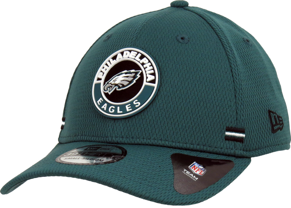 Philadelphia Eagles New Era 3930 NFL 2020 Alt Road Stretch Fit Cap