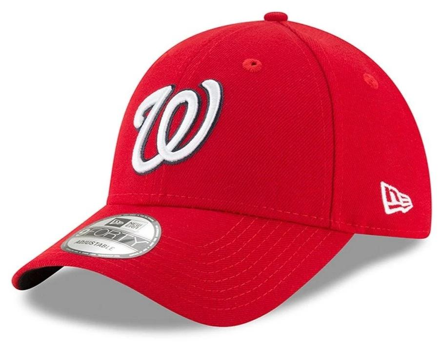 Washington Nationals New Era 940 The League Pinch Hitter Baseball Cap