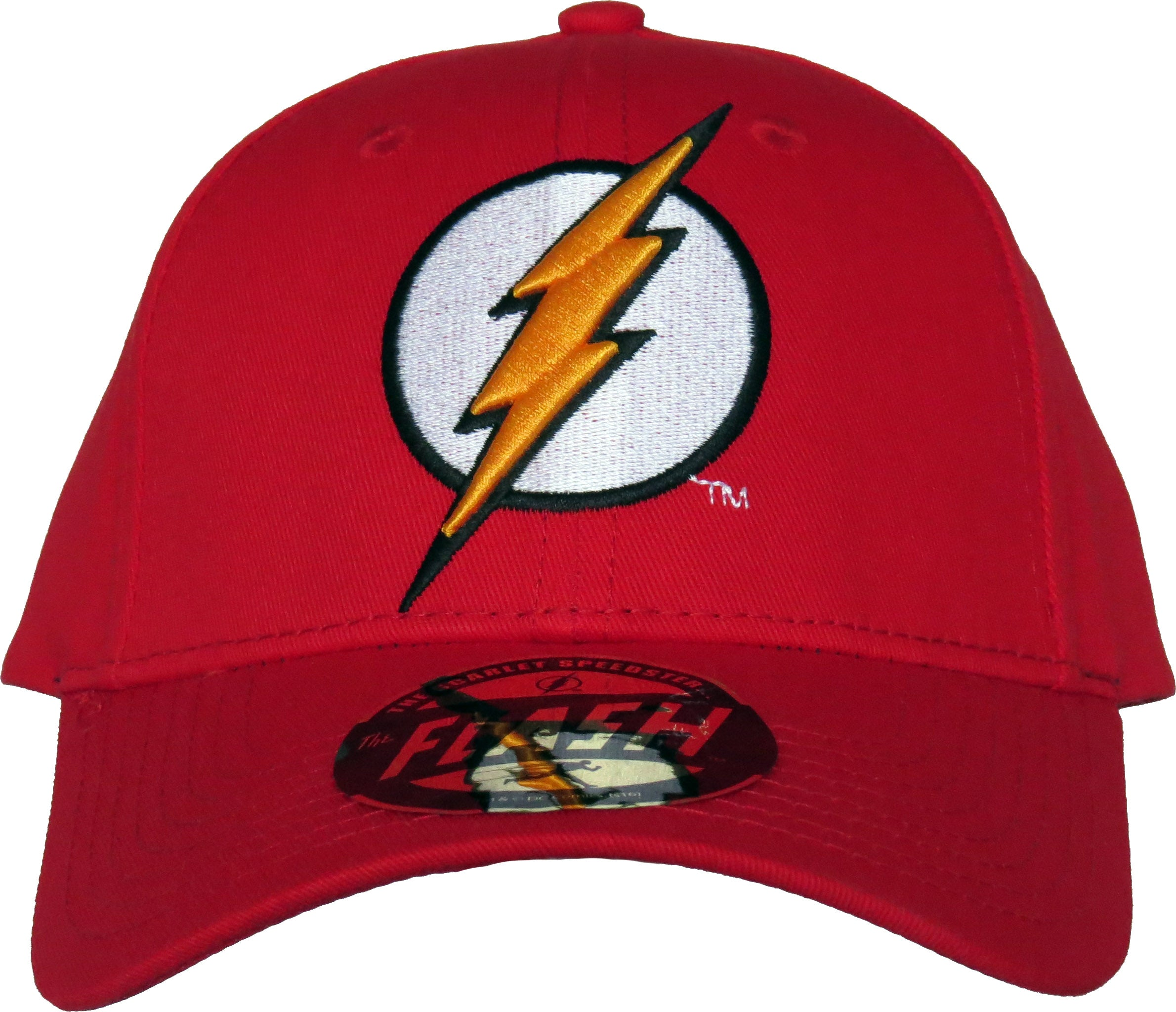 a1a587b5579 The Flash DC Comics Red Adjustable Cap – lovemycap