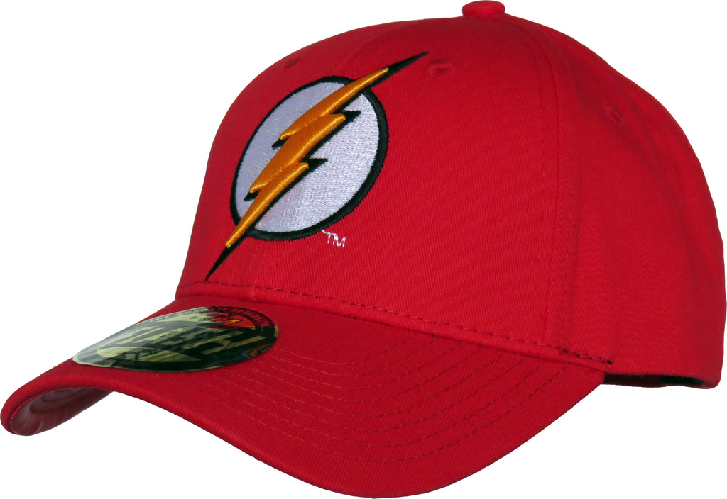 The Flash DC Comics Red Adjustable Cap