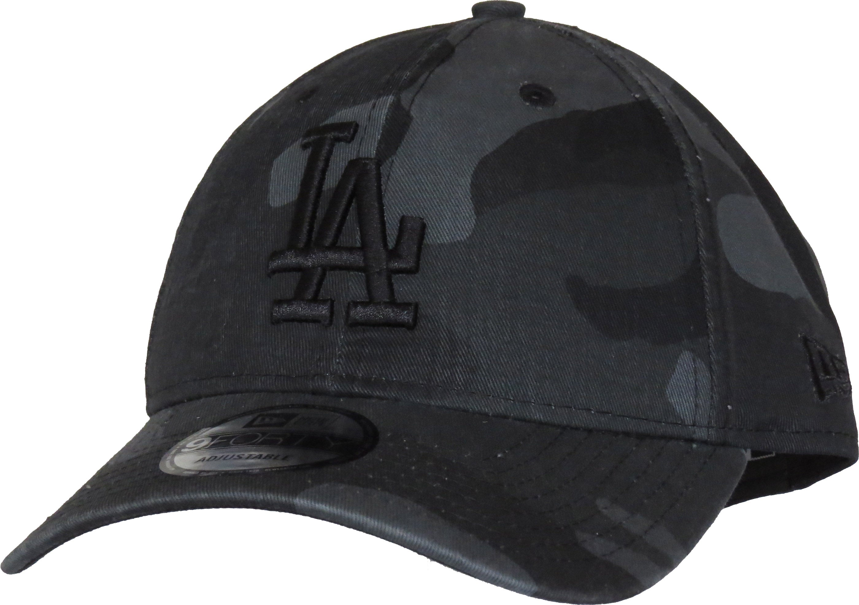 Los Angeles Dodgers New Era 940 Washed Camo Baseball Cap - pumpheadgear 48f421c3654e