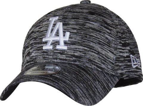 LA Dodgers New Era 940 Engineered Fit Black Baseball Cap - pumpheadgear, baseball caps