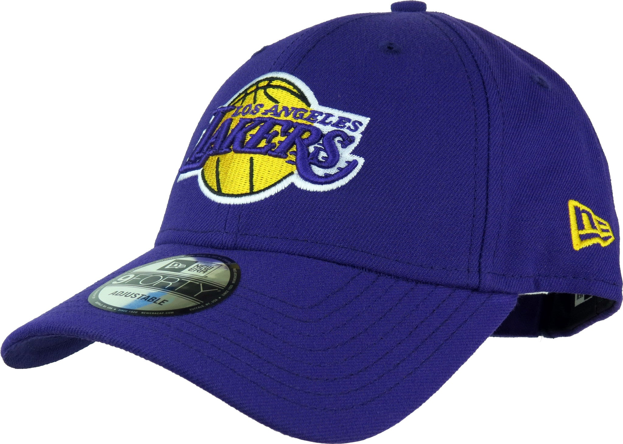 1d3ee3cceb3 Los Angeles Lakers New Era 940 The League NBA Cap - pumpheadgear