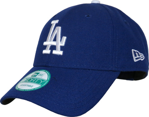 Los Angeles Dodgers New Era 940 The League Pinch Hitter Baseball Cap - pumpheadgear, baseball caps