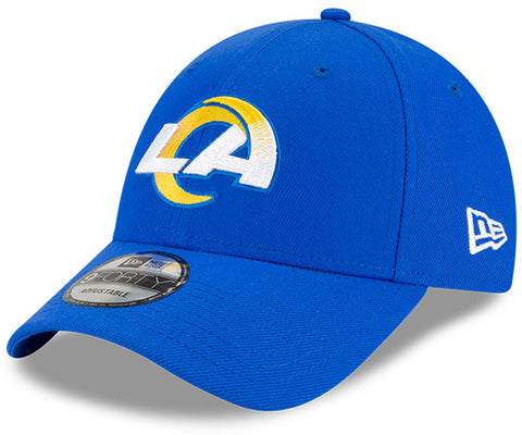 Los Angeles Rams New Era 940 The League NFL 2020 Adjustable Cap