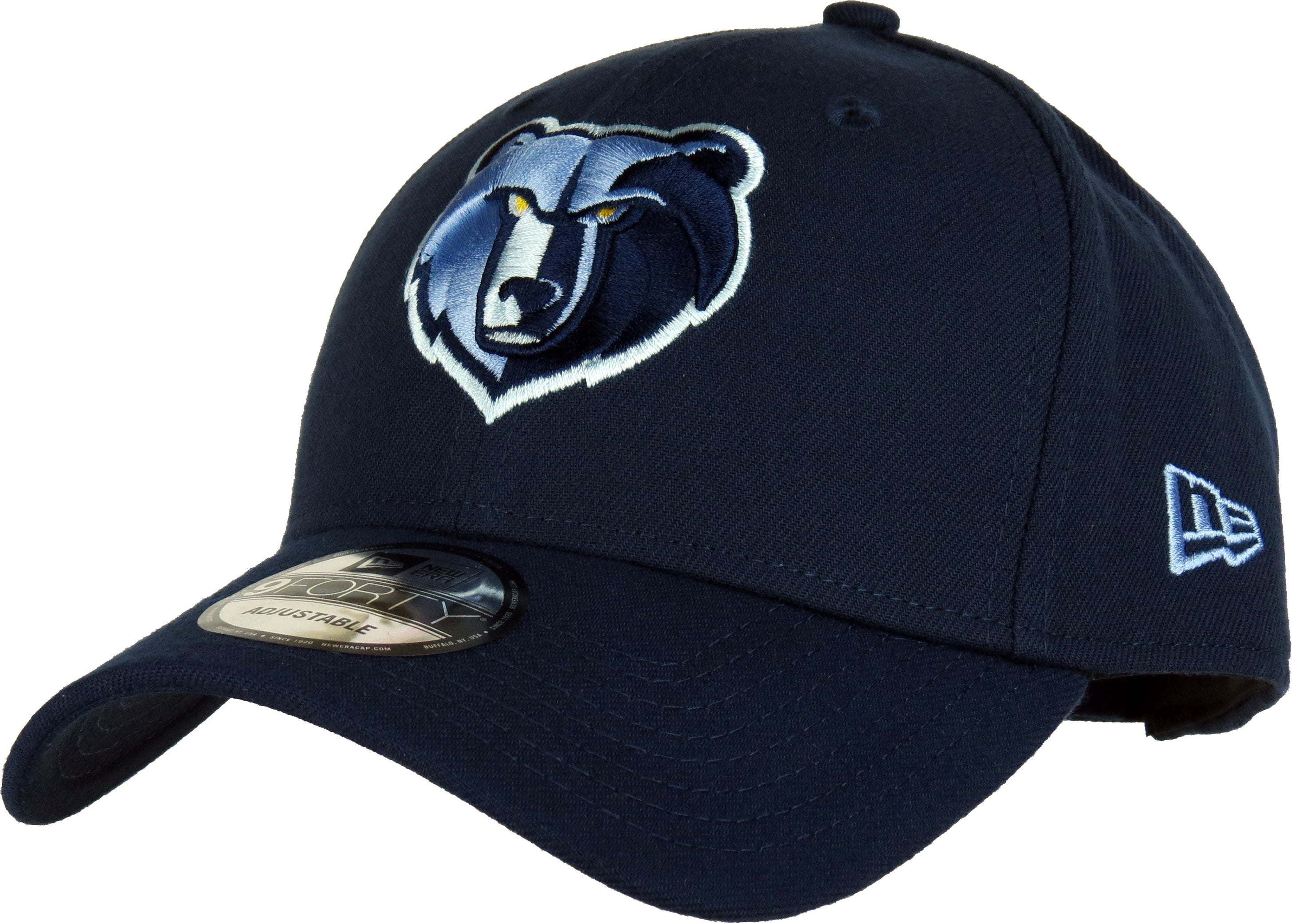 fe7ef3b2ac5 Memphis Grizzlies New Era 940 The League NBA Cap - pumpheadgear