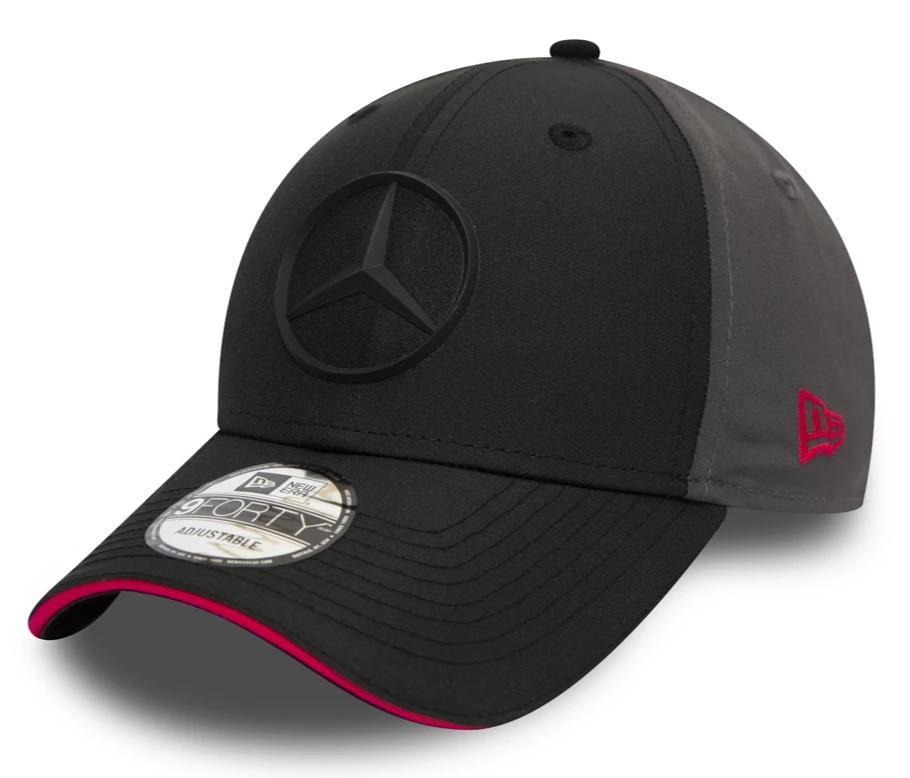 Mercedes AMG Petronas E-Sport New Era 940 Black Cap
