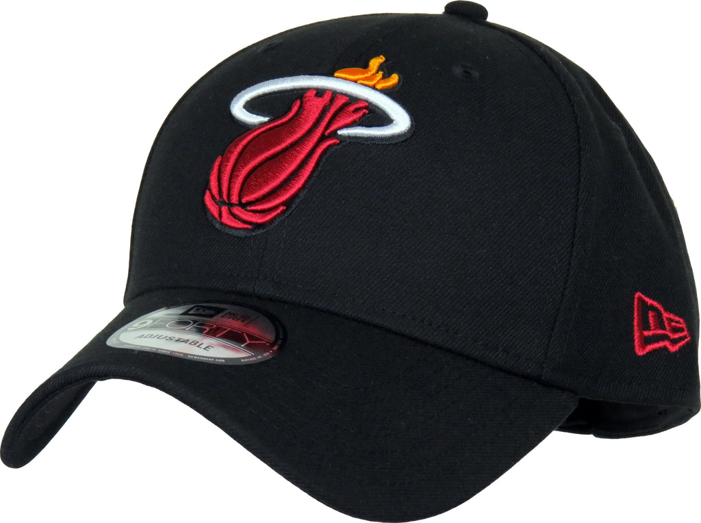 Miami Heat New Era 940 The League NBA Team Cap - pumpheadgear, baseball caps