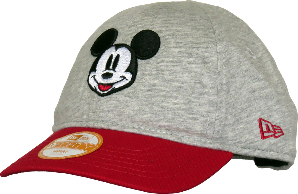 1b49ffeea48 Mickey Mouse New Era 940 Jersey Crown Stretch Fit Infants Cap (0-2 years)