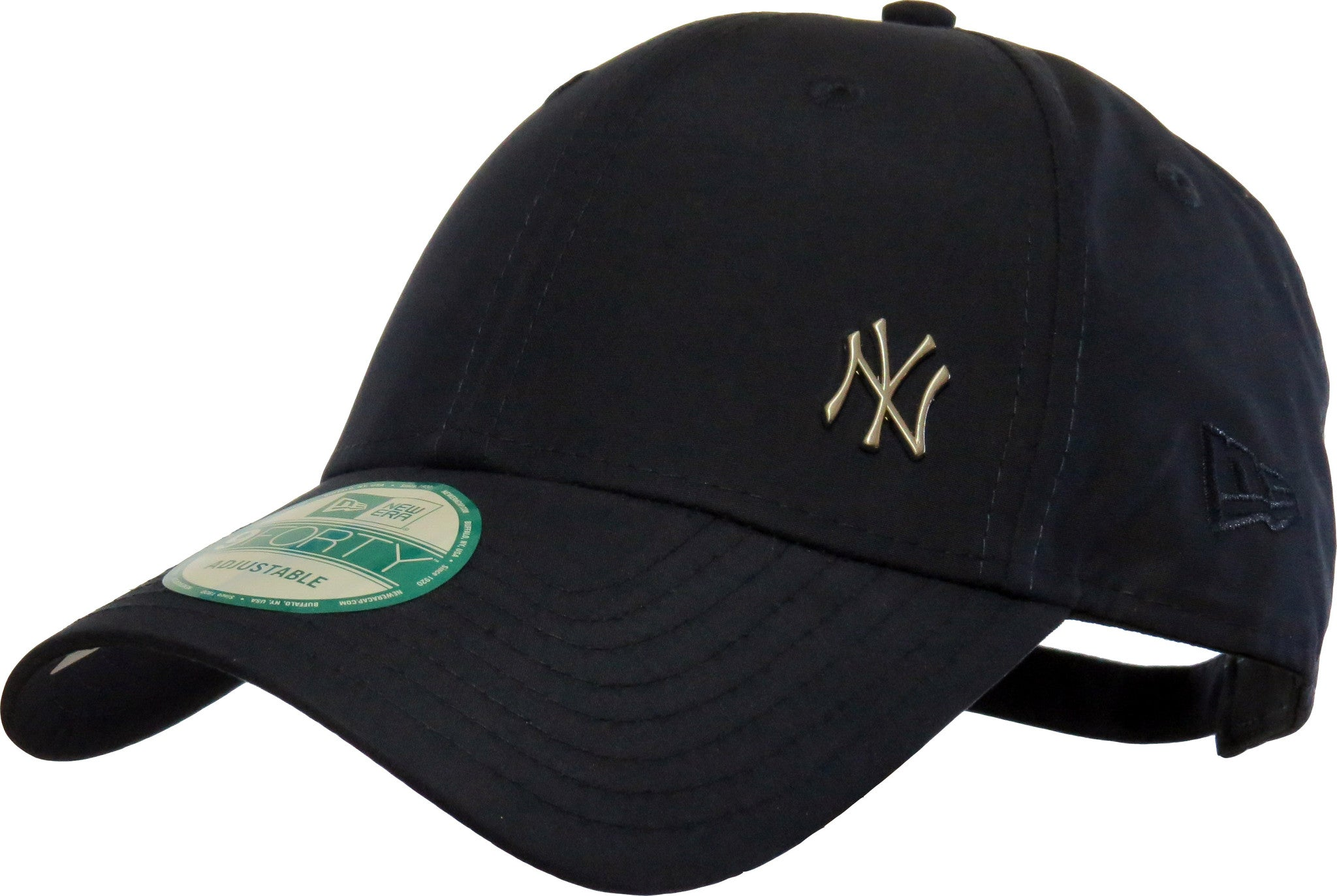92fd6f504d2997 New Era 940 Flawless NY Logo Navy Baseball Cap - pumpheadgear, baseball  caps ...