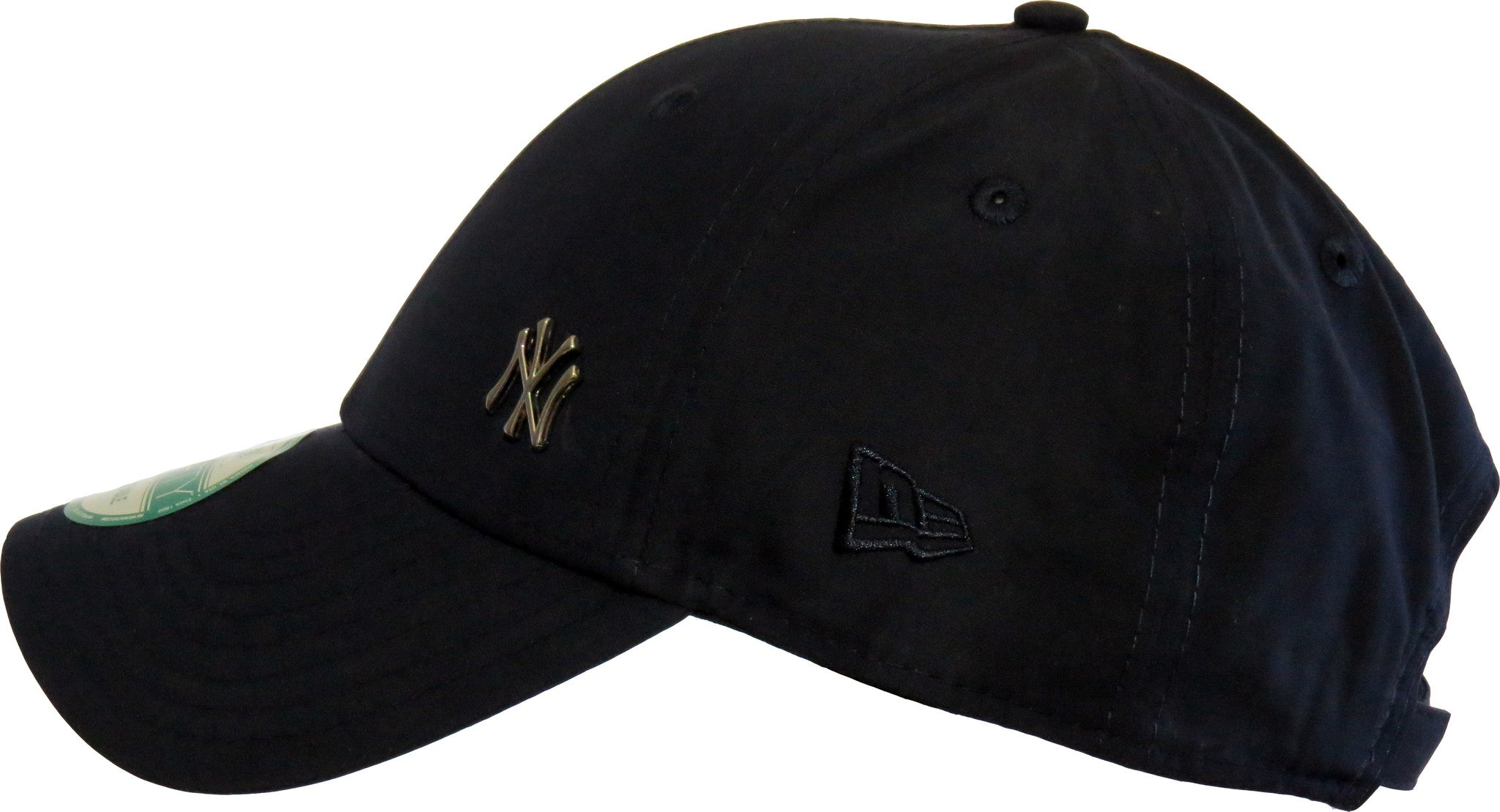 ae1031f954d08 ... New Era 940 Flawless NY Logo Navy Baseball Cap - pumpheadgear