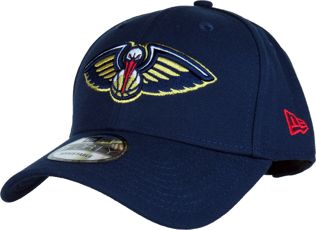 New Orleans Pelicans New Era 940 The League NBA Cap - pumpheadgear, baseball caps