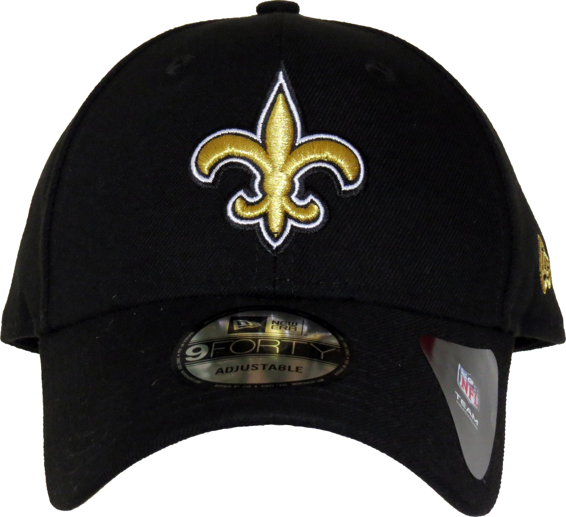36635e4f9 ... New Orleans Saints New Era 940 The League NFL Adjustable Cap -  pumpheadgear
