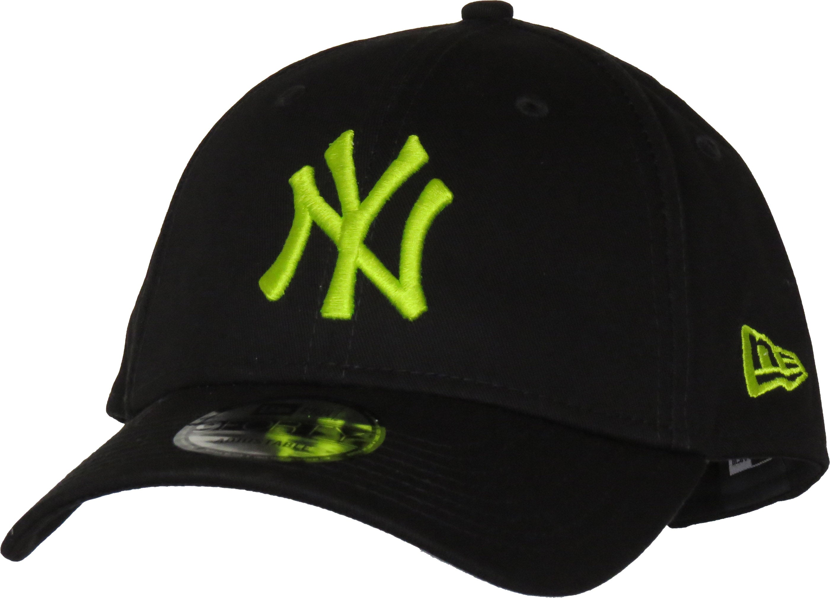 e350cee9f77 NY Yankees New Era 940 League Essential Black Baseball Cap – lovemycap