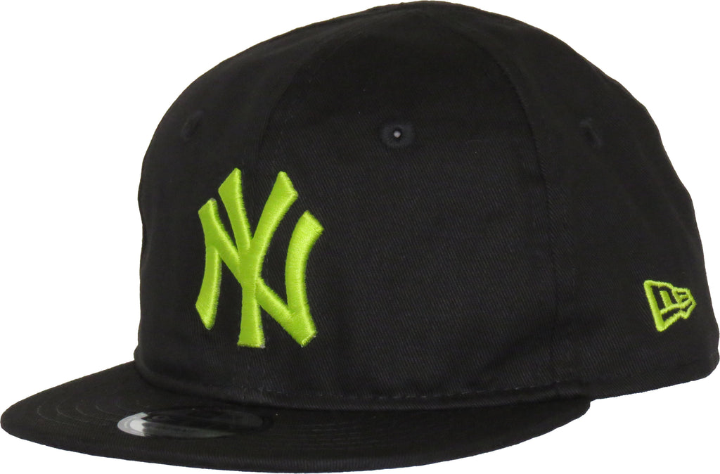 NY Yankees New Era 950 Infants Black Snapback Cap (0 - 2 years)